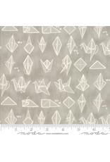 Moda Origami - Crane Grey