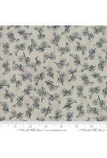 Moda Origami - Plum Blossom Grey
