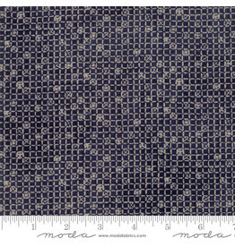 Moda Origami - Fold Dark Blue