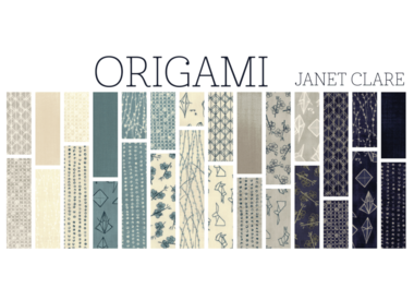 Janet Clare - Origami