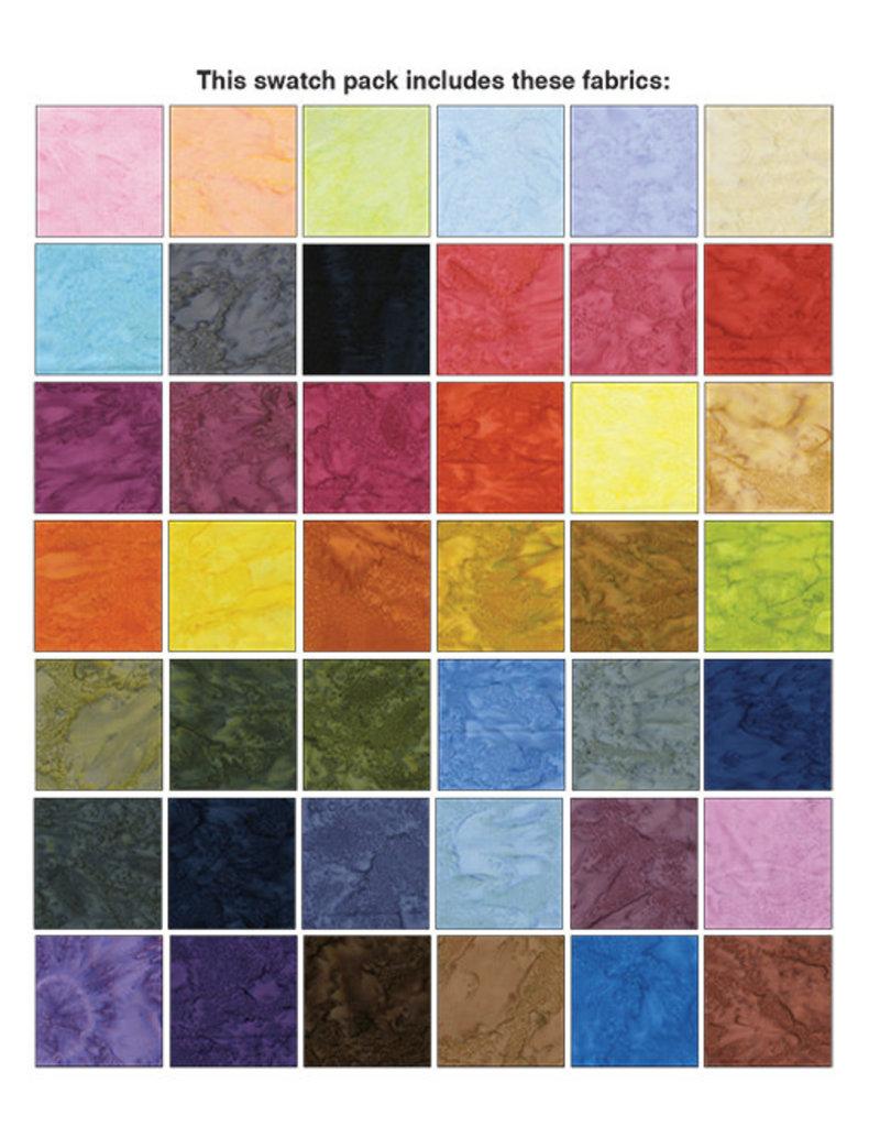 Benartex Bali Stone Quarry - 5 x 5 Pack