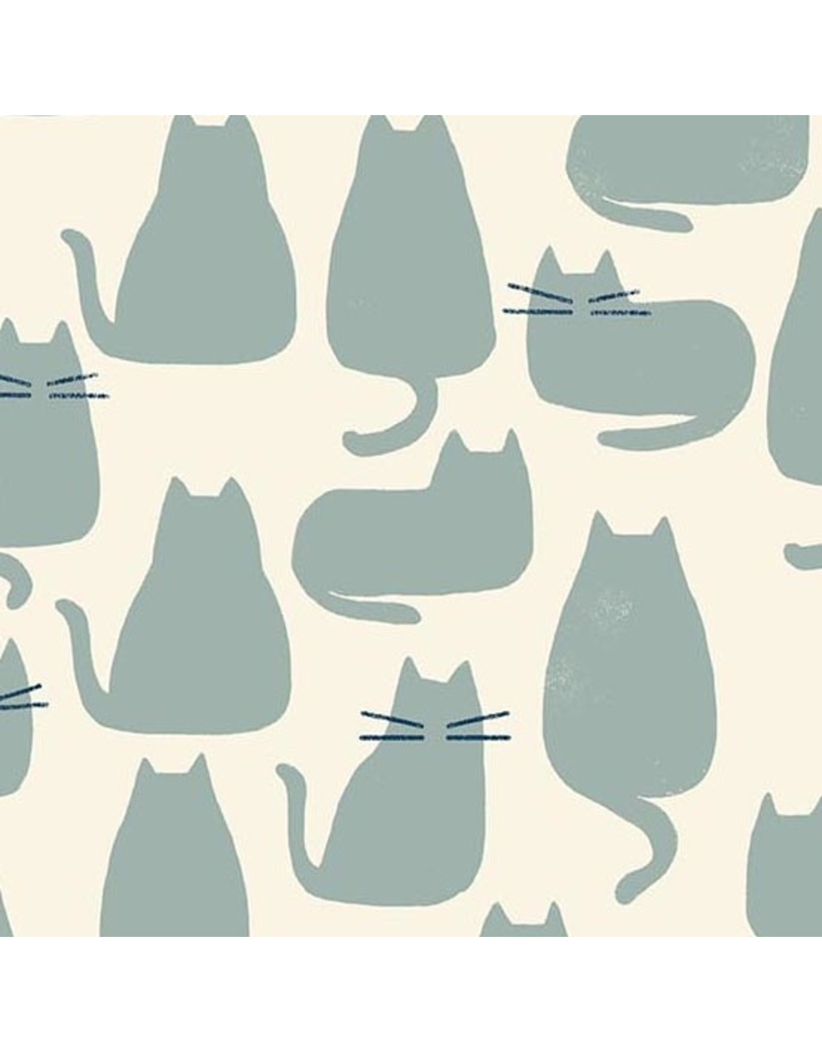 Andover Home - Whiskers Chat Azure