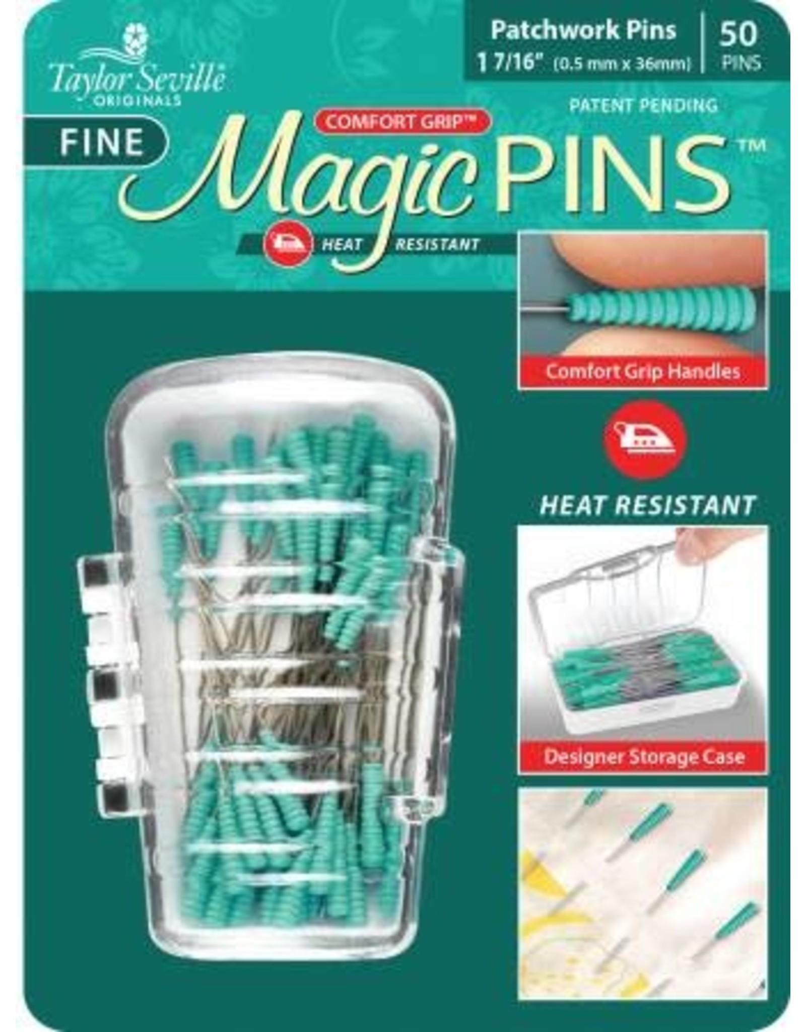 Taylor Seville Magic Pins Fine - 50 stuks