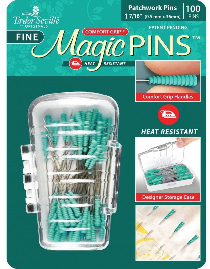 Taylor Seville Magic Pins Fine - 100 stuks