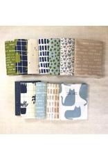 Andover Home - Fat Eight Pakket - Blauw