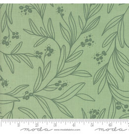 Moda Little Tree - Mistletoe Light Green