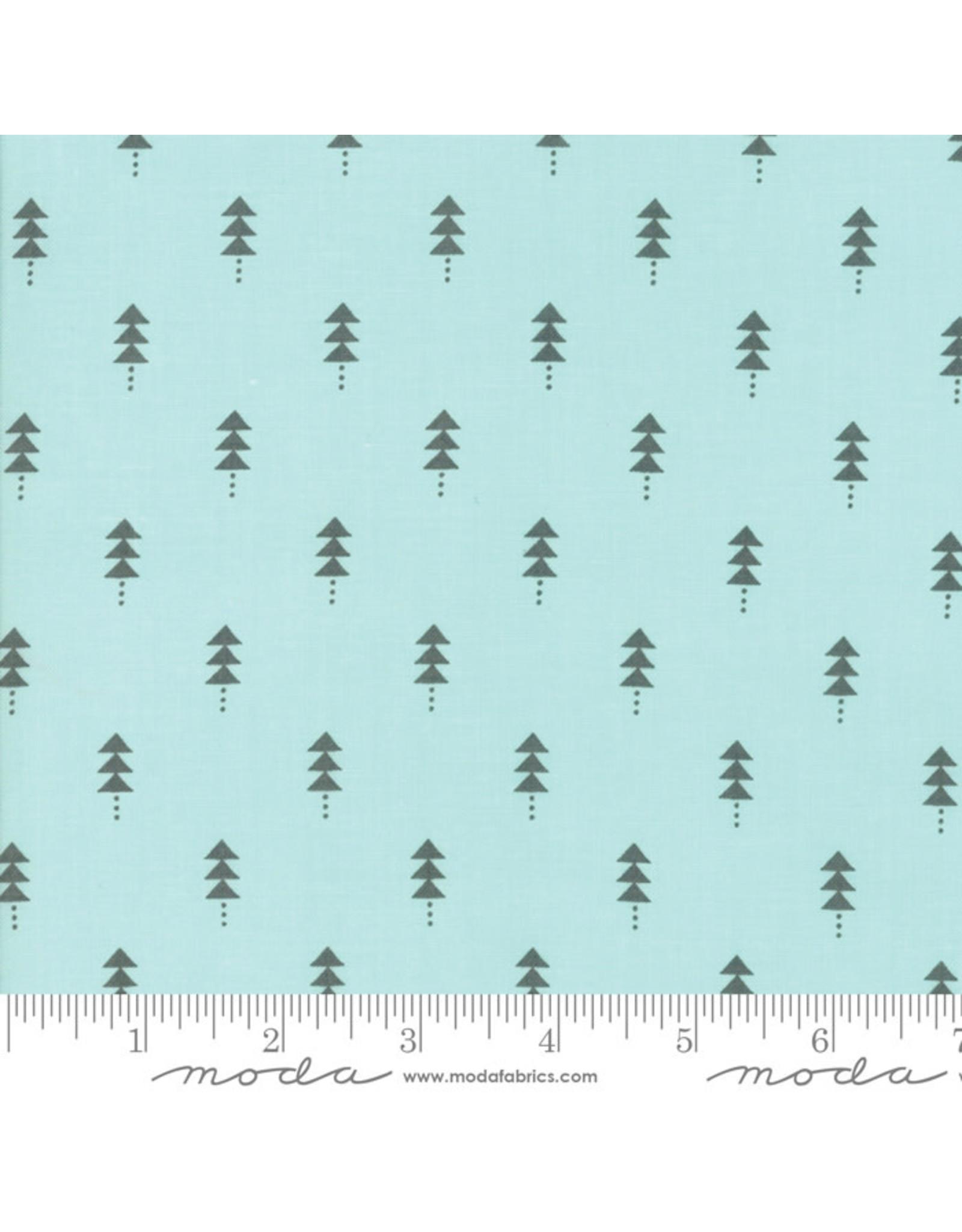 Moda Little Tree - Little Trees Aqua