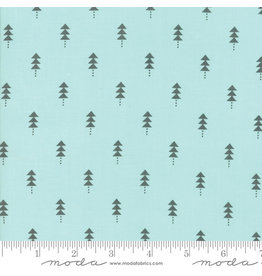 Moda Little Tree - Little Trees Aqua