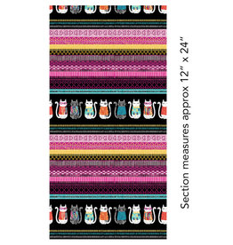 Kanvas Knit Together - Stripe Multi