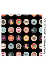 Kanvas Studio Knit Together - Knitting Circles Black