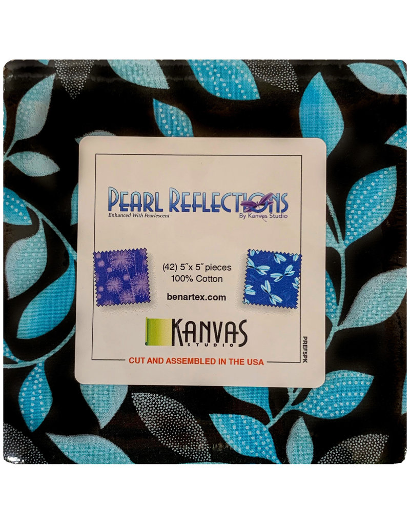 Kanvas Pearl Reflections - 5 x 5 Pack