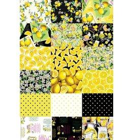Kanvas Lemon Fresh - 10 x 10 Pack
