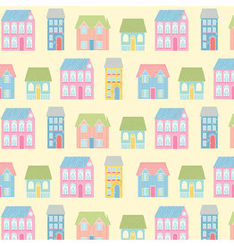 Contempo My Little Sunshine 2 - Neighborhood Houses Butter