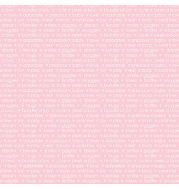 Contempo My Little Sunshine 2 - Words Pink