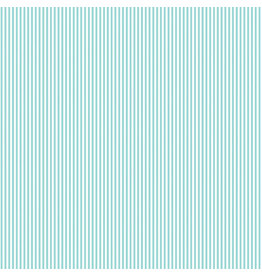 Contempo My Little Sunshine 2 - Pinstripe Turquoise