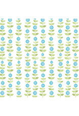 Contempo My Little Sunshine 2 - Rosey Posey Turquoise