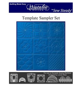 Westalee Sampler Template Set