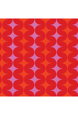 Contempo Geo Pop - Diamond Pop Red