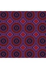 Contempo Geo Pop - Mosaic Dots Fuchsia