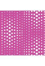 Contempo Geo Pop - Op Squares Raspberry