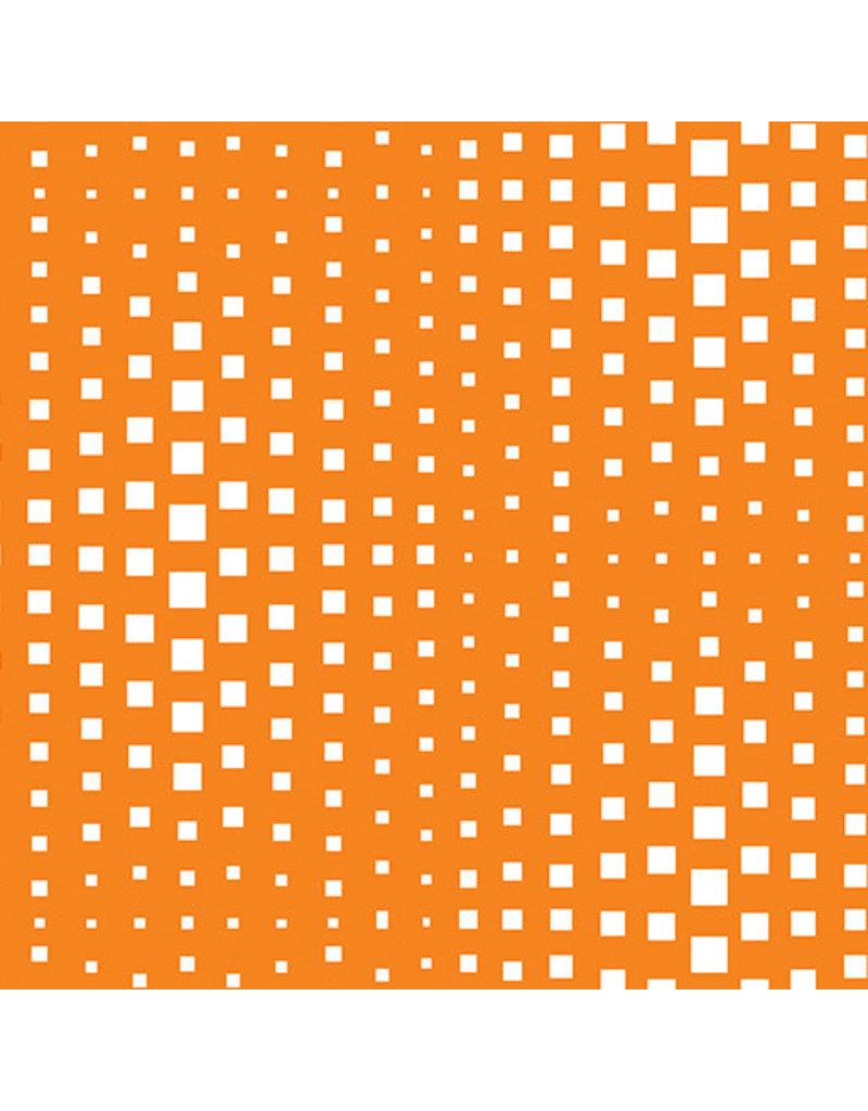 Contempo Geo Pop - Op Squares Orange