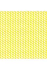 Contempo Geo Pop - Tiny Hex Yellow