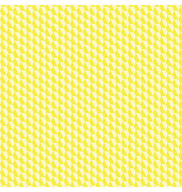 Contempo Geo Pop - Tiny Hex Yellow