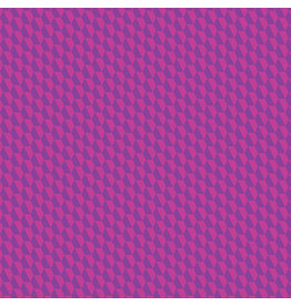 Contempo Geo Pop - Tiny Hex Magenta
