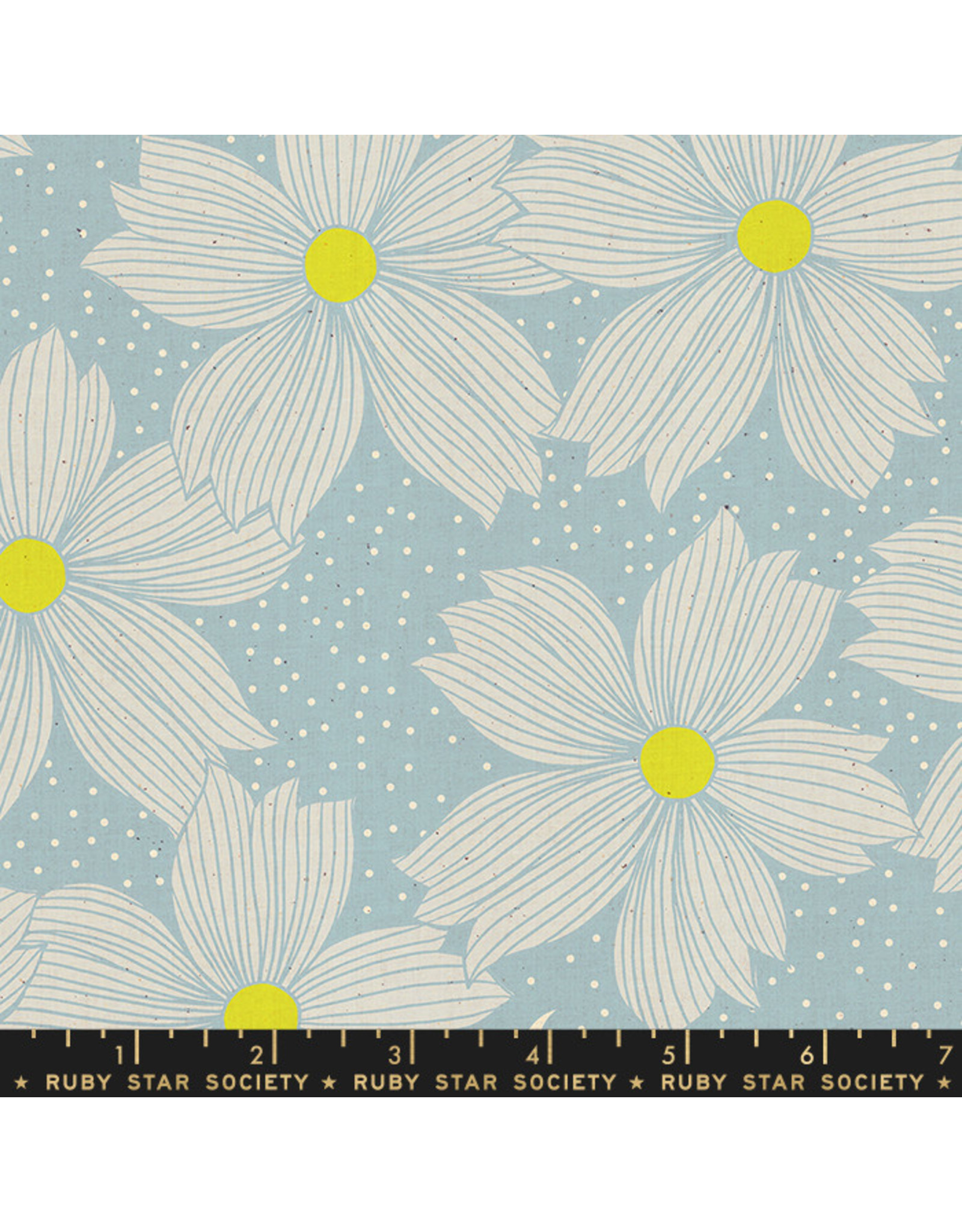 Ruby Star Society Crescent - Bloom Light Blue