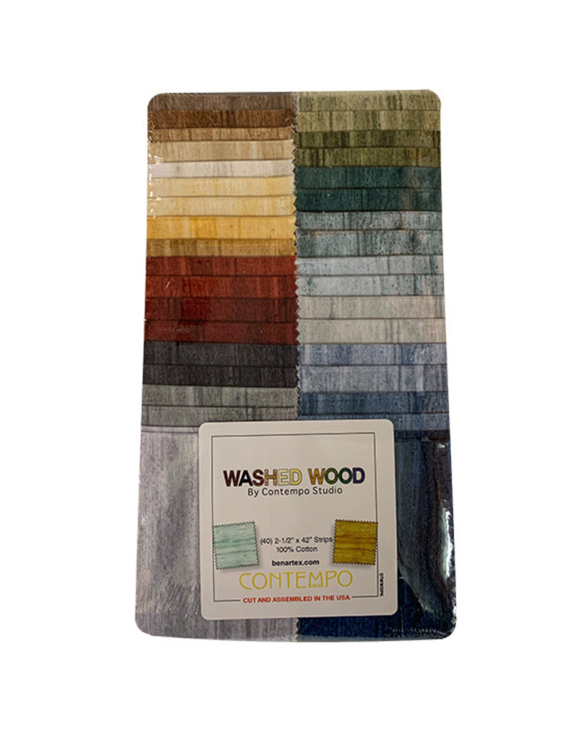 Contempo Washed Wood - Strip-pies