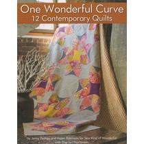 Sew Kind of Wonderful One Wonderful Curve - Jenny Pedigo