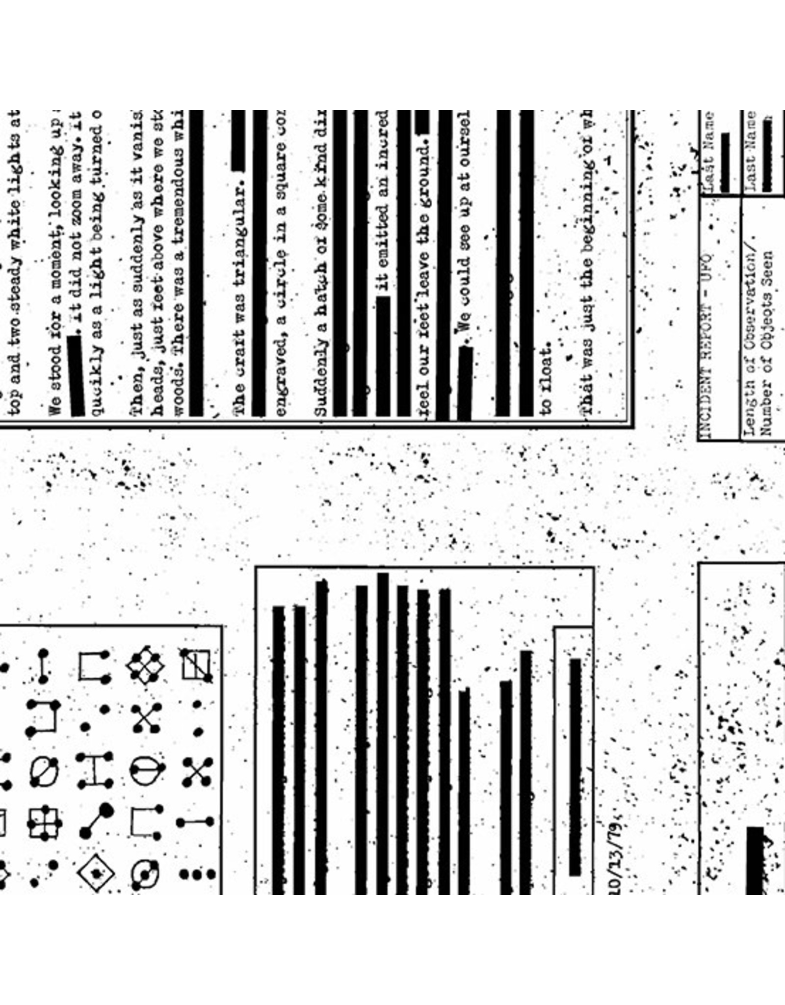 Andover Declassified - Redacted Achromic