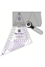 Marti Michell Large Kaleido-Ruler - 6-16 inch blocks