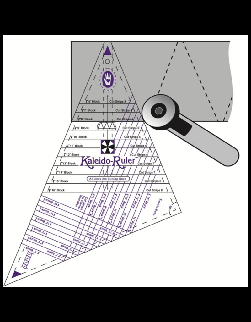 Large Kaleido-Ruler - 6-16 inch blocks