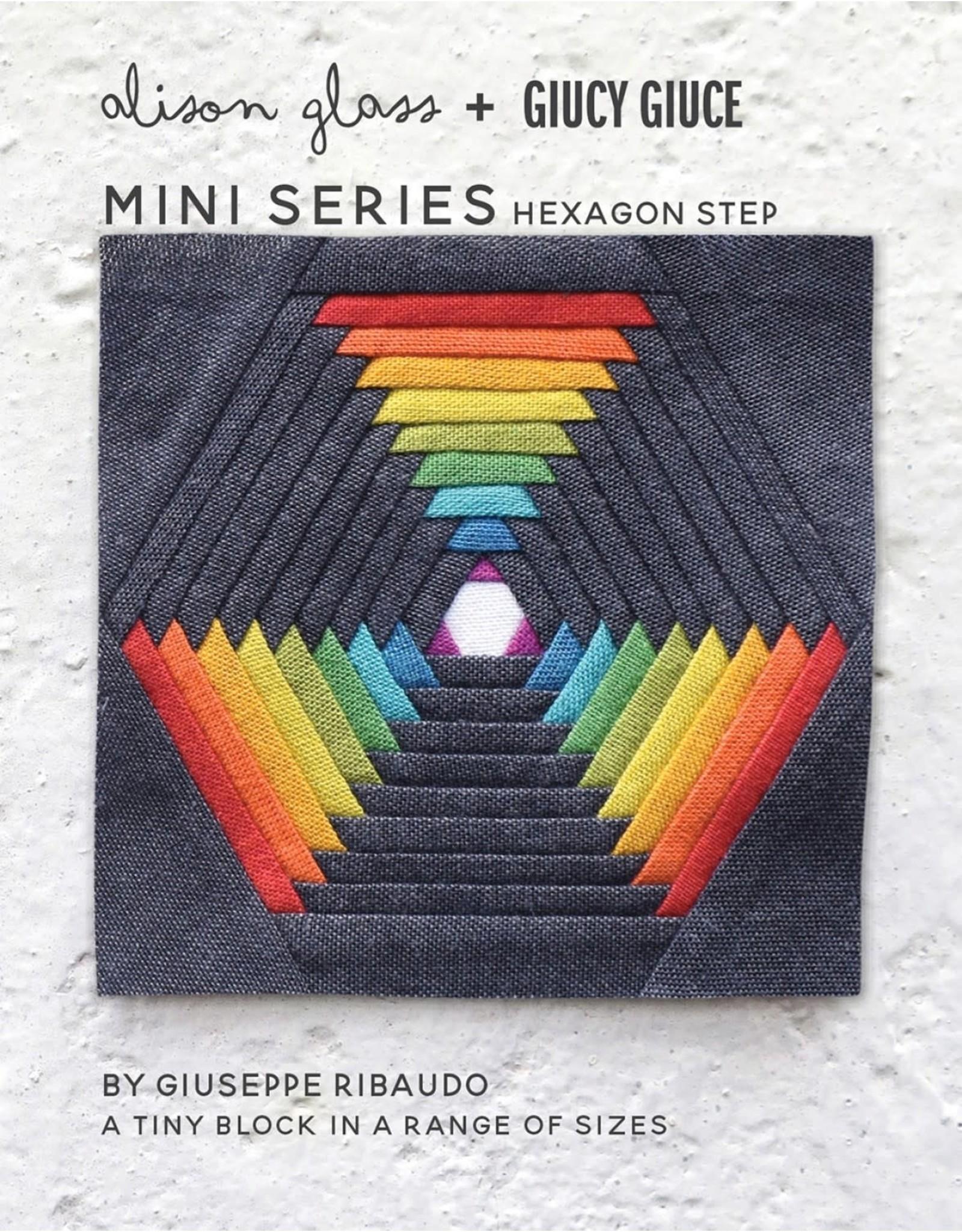 Mini Series - Hexagon Step