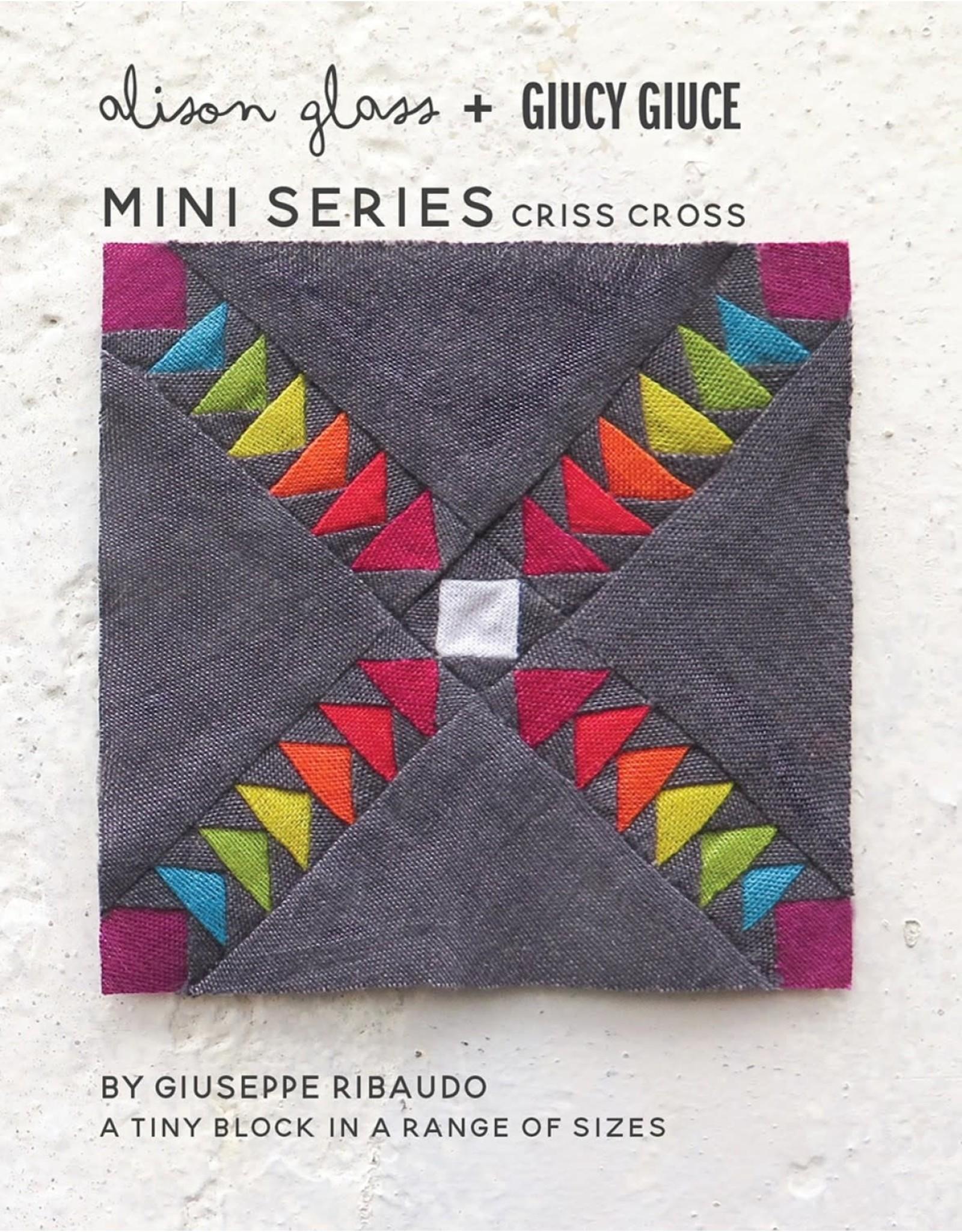 Mini Series - Criss Cross