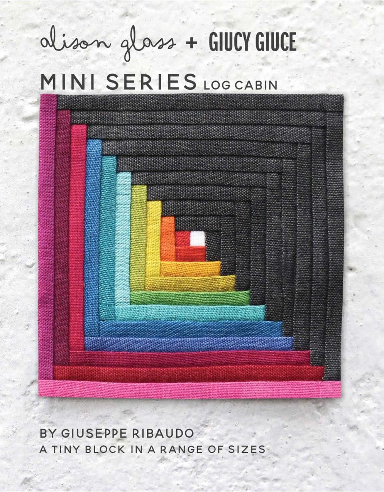 Mini Series - Log Cabin