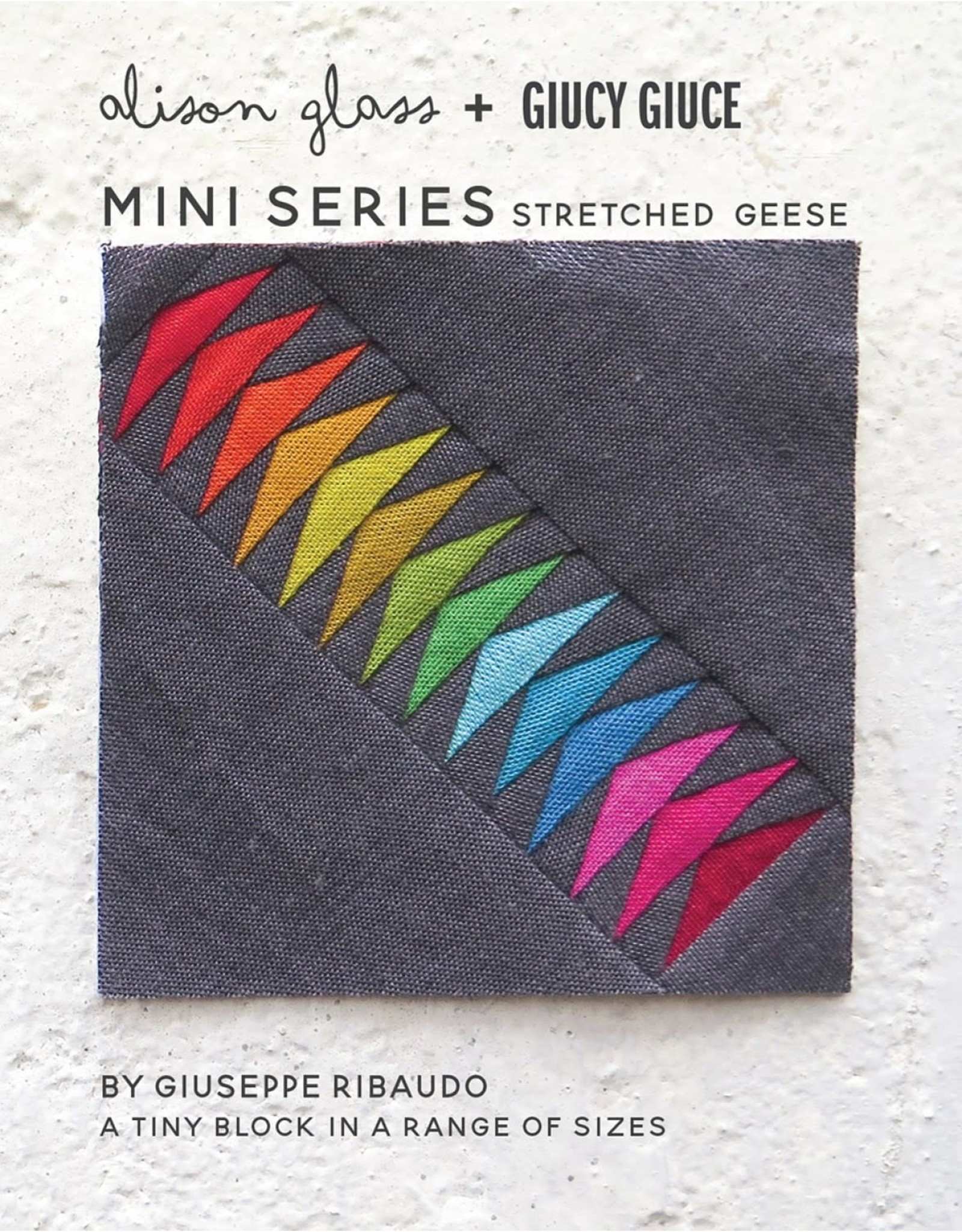 Mini Series - Stretched Geese