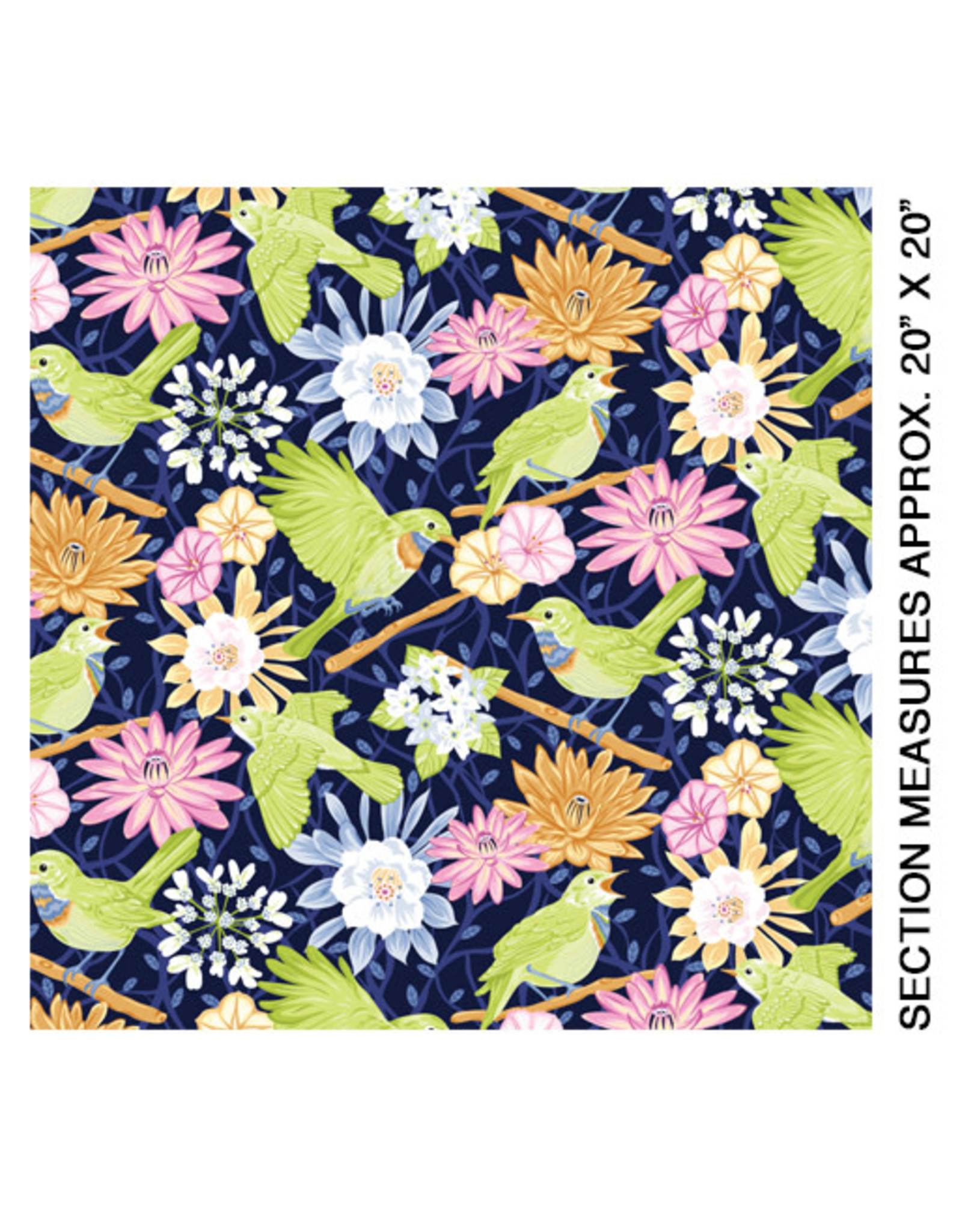 Contempo Nightingale - Feature Navy