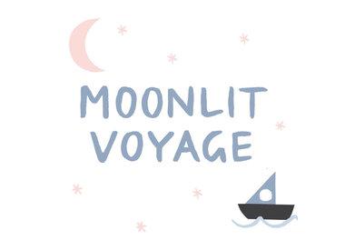 Amy van Luijk - Moonlit Voyage