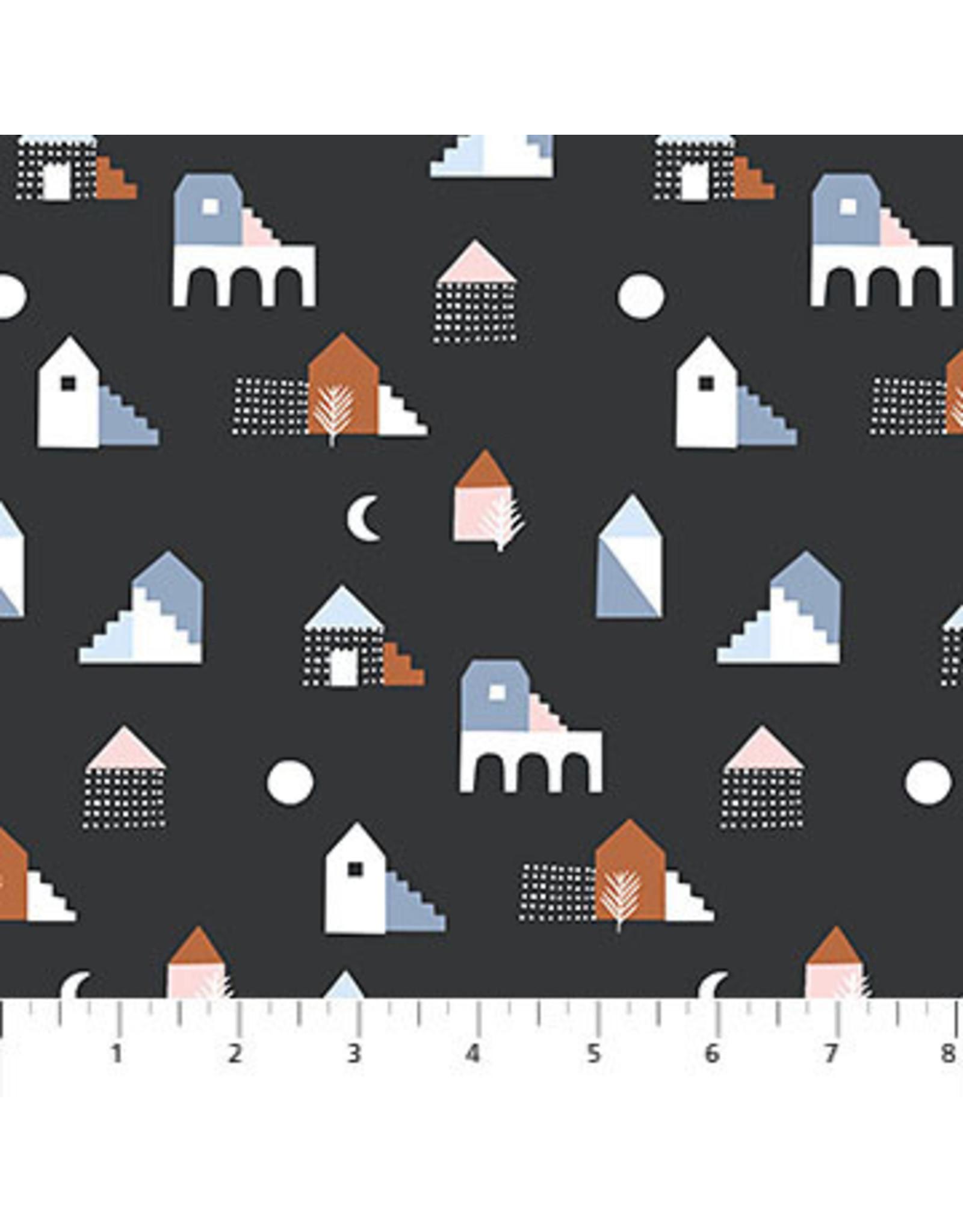 Figo Moonlit Voyage - Houses Black