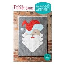 Sew Kind of Wonderful Posh Santa
