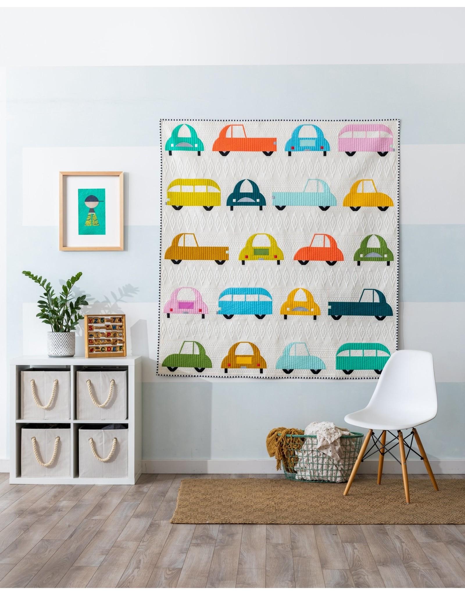 Sew Kind of Wonderful Cool Cars
