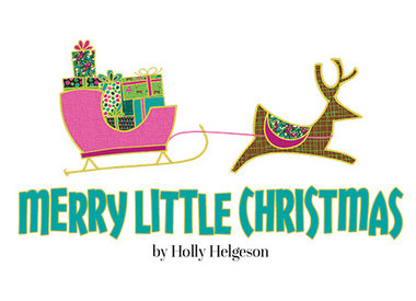 Holly Helgeson - Merry Little Christmas