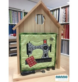 Miniquilt - Naaimachine - 30 januari