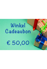 Cadeaubon - Winkel