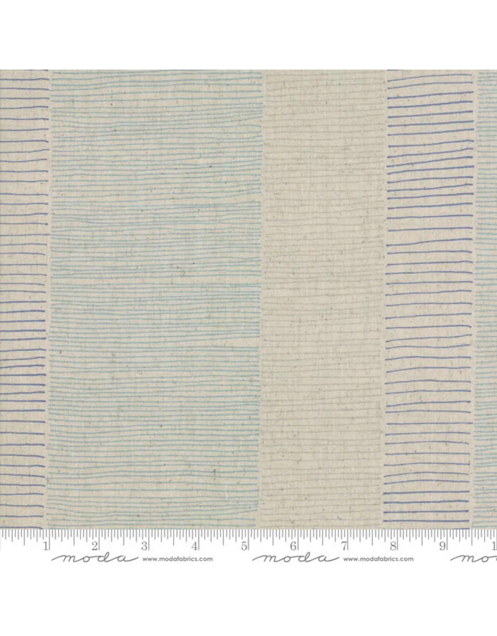 Moda Breeze - Mochi Linen Light Blue