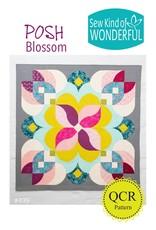 Sew Kind of Wonderful Posh Blossom