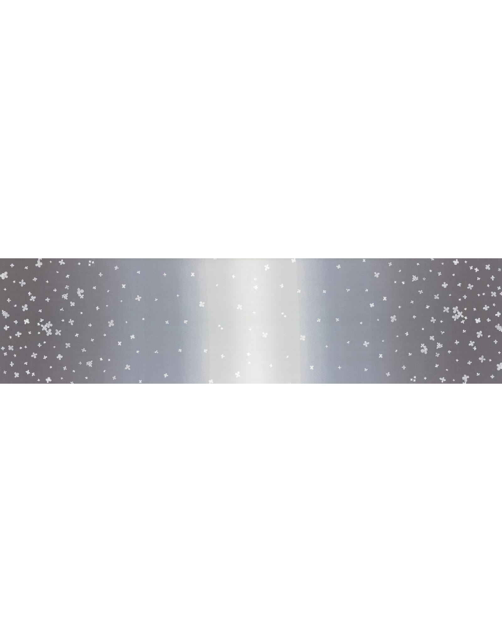 Moda Ombre Bloom - Graphite Grey