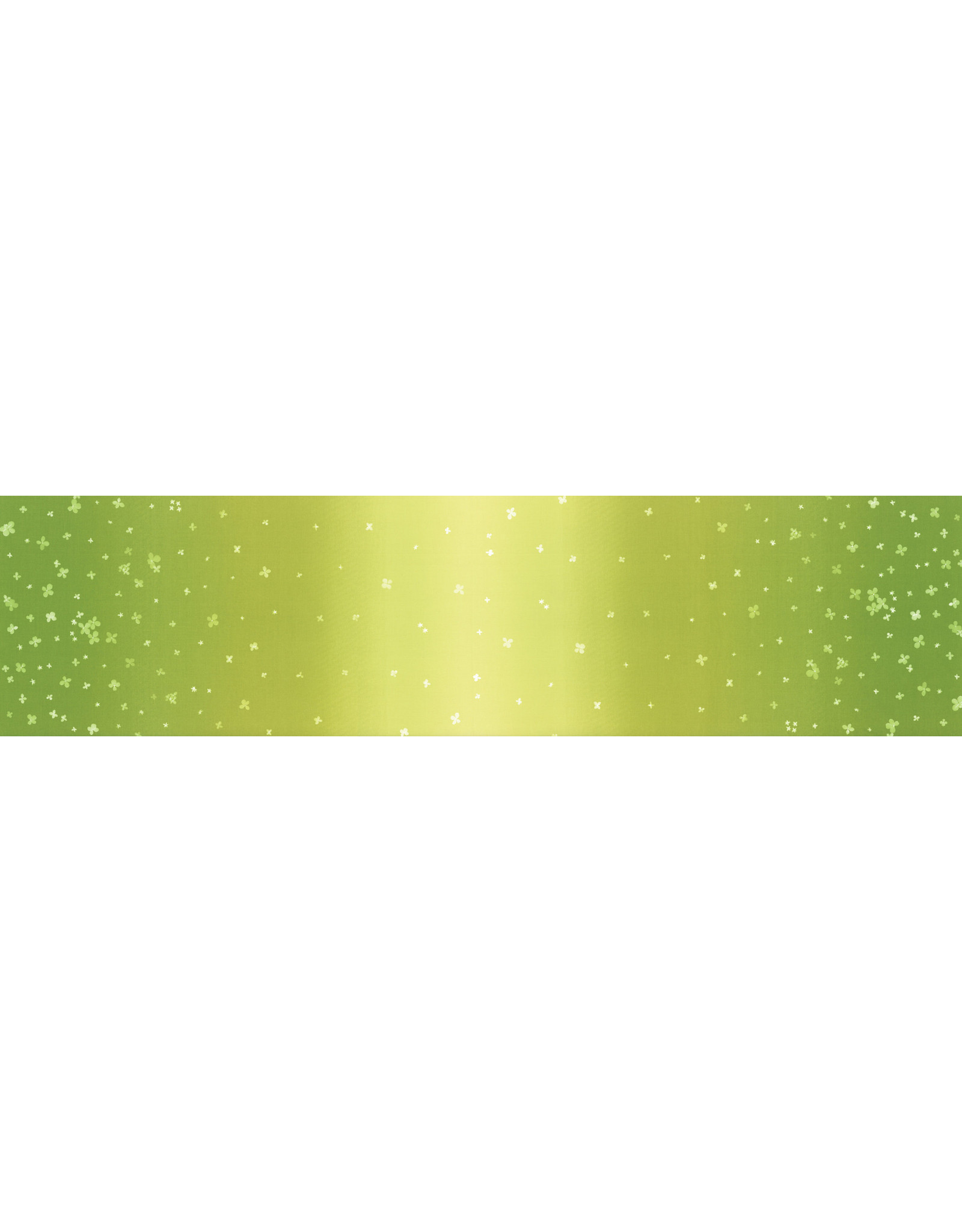 Moda Ombre Bloom - Lime Green